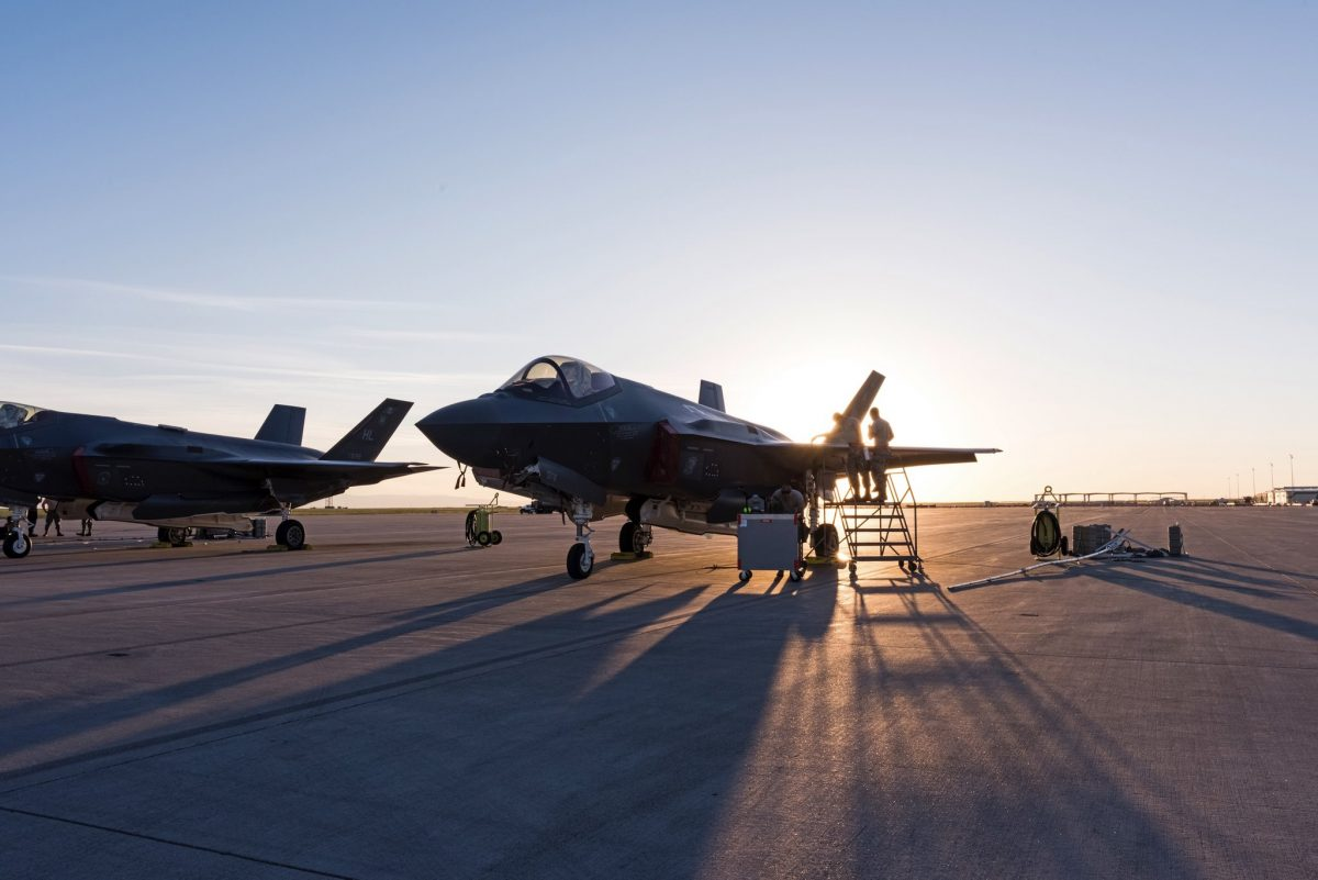 U.S. Airforce Sets Initiatives to Overhaul Their Fighter Planes