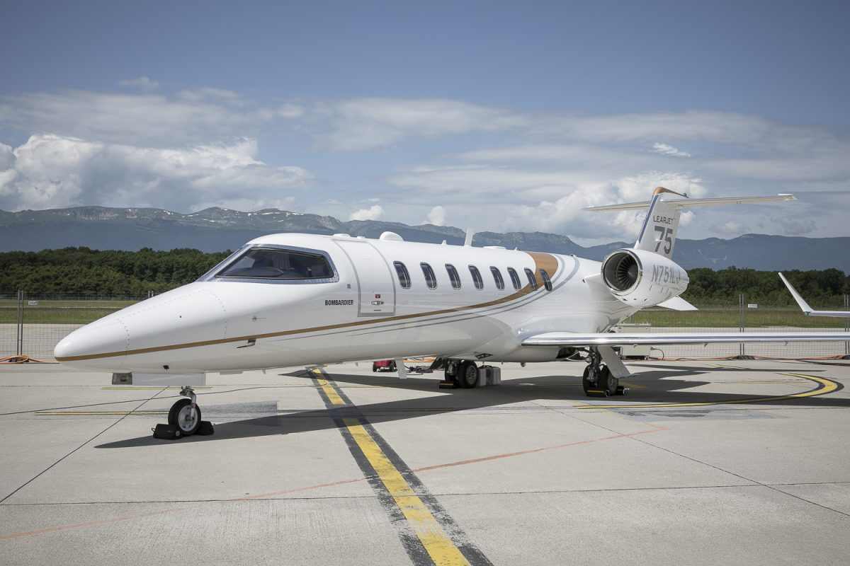 About 1,600 Jobs Will Be Cut Once Bombardier Ceases the Production of Learjet